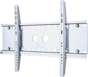 VisionMount™ Flat-Screen Wall Mount (Silver)