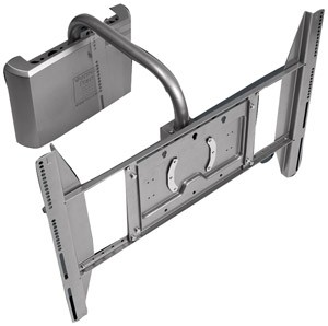 Vantage Point A83 S 50 Quot 83 Quot Articulating Wall Mount Silver