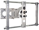 "Universal 30""–50"" Flat Panel Mount with Articulating Arm (Silver)"