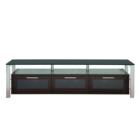 Plateau DECOR 71 E-S-BG TV Stand up to 75\