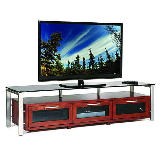 Plateau DECOR 71 W-S-BG TV Stand up to 75