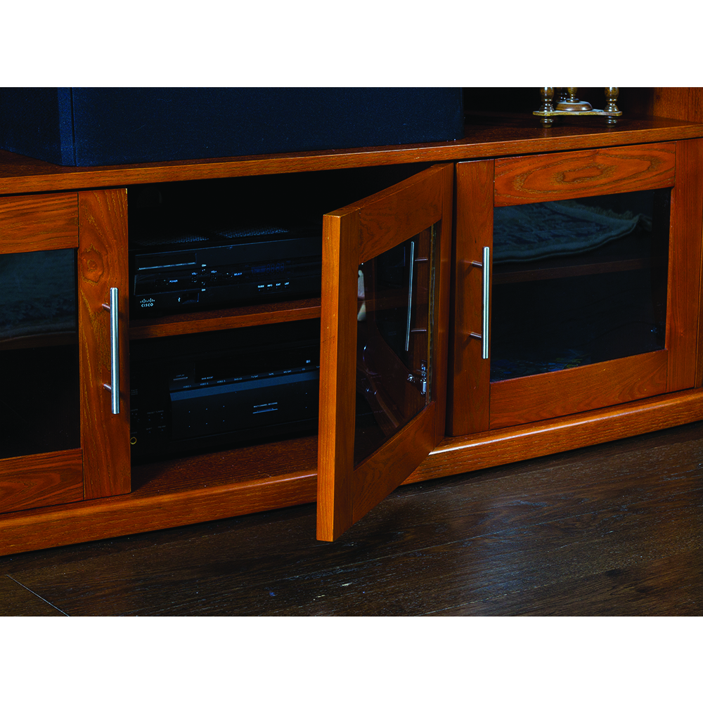 Plateau Newport 80w Corner Tv Stand Up To 90 Quot Tvs In