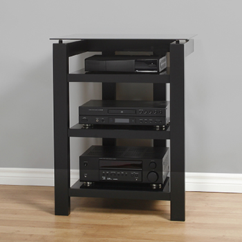 "Plateau SL-4A TV Stand up to 26"" TVs, Audio Video Rack. Plateau-SL-4A"