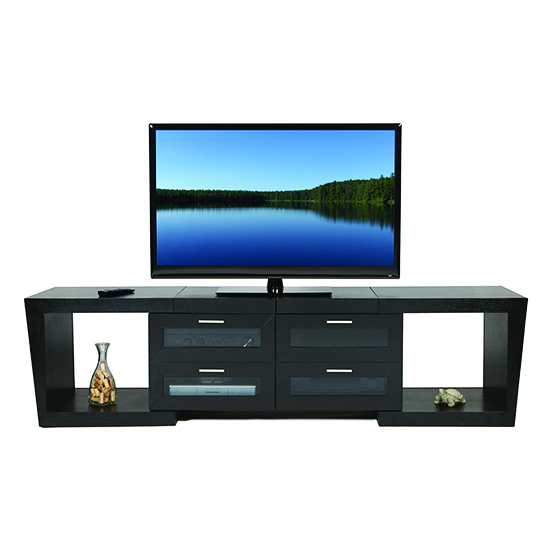 Plateau Valencia 5187 TV Stand with range of 51