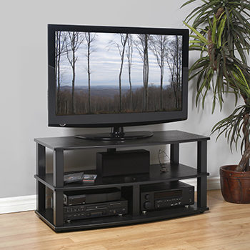 "Plateau XT-V3(44) TV Stand up to 45"" TVs PLATEAU-XT-V3"