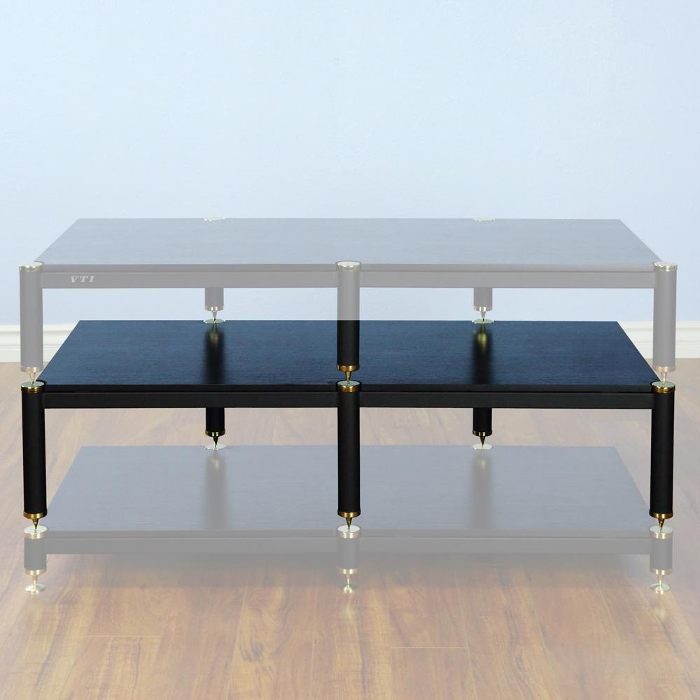 Vti Bl503 Series 9 Quot High Additional Shelf In Black Cherry