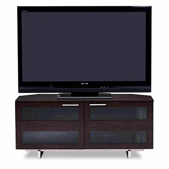 "BDI Avion 8925 TV Stand up to 60"" TVs In Espresso Stained Oak Color. BDI-Avion-Series-Espresso"