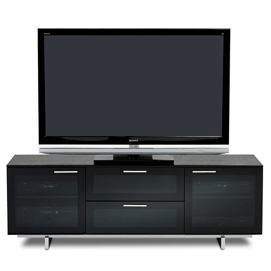BDI AVION NOIR Series II 8937 TV Stand up to 60