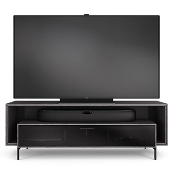 "BDI CAVO 8167 Low Profile TV Stand up to 70"" Flat Panel TVs. BDI-CAVO-8167-G"