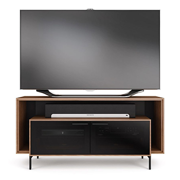 "BDI CAVO 8168 Low Profile TV Stand up to 60"" Flat Panel TVs. BDI-CAVO-8168"