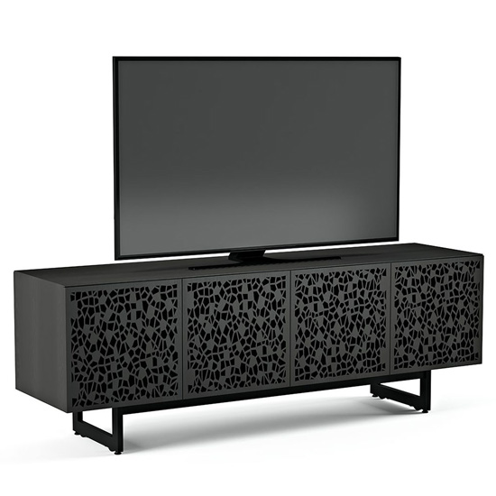 BDI Elements 8779-ME Audio Cabinet TV Stand up to 85