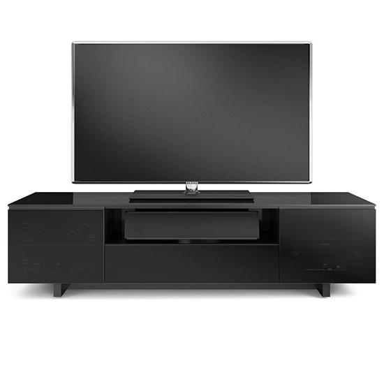 BDI NORA SLIM 8239-S TV Stand up to 82