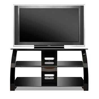 "Bello PVS-4204HG TV Stand up to 55"" TVs. Bello-PVS-4204HG"