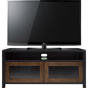 "Bello AVSC2155 TV Stand in Espresso Finish up to 65"" TVs. Bello-WMFC504"