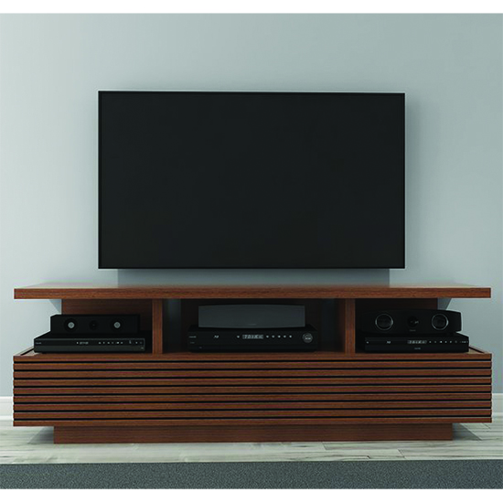 Furnitech SAMBA Sleek Contemporary TV Stand Media Console up to 70