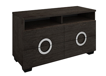 Global United Monte Carlo - TV Entertainment Unit in Gray Color.