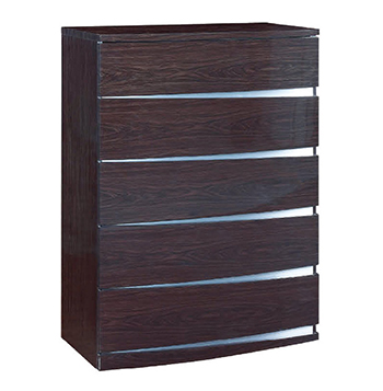 Global United Wynn - Chest in Wenge Color.