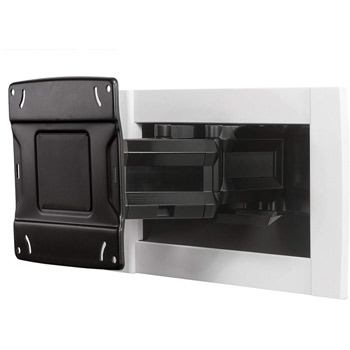 "Omnimount OE120IW Recessed In-Wall TV Mount for 42"" - 80"" TV's."