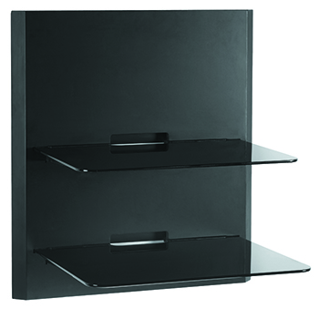 OmniMount MWFS Adjustable 2 Shelf Wall System. OmniMount-MWFS
