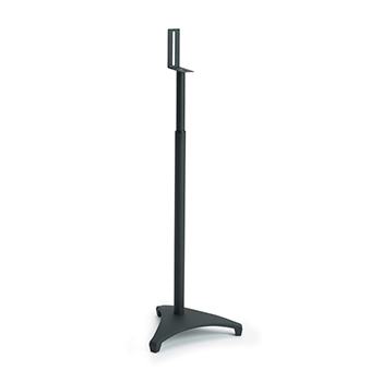 "Euro Foundation Series III Speaker Stands (Black, 28""-42"")"