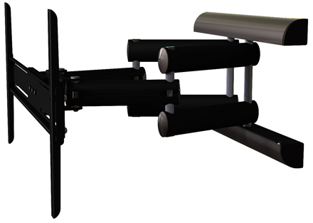 ProMounts UA-PRO310 Articulated Wall Mount for 30