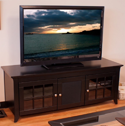 TechCraft CRE60B TV Stand up to 60