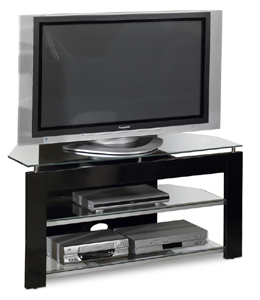 Tech Craft PTV483B TV Stand up to 50