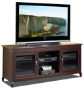"Tech Craft XLN62 Espresso TV Stand up to 65"" TVs. Tech-Craft-XLN62"