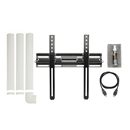 "Omnimount FPK200FT Tilt Mount for 23"" - 70"" Flat Panels TVs Omnimount-FPK200FT-AKS4XL"