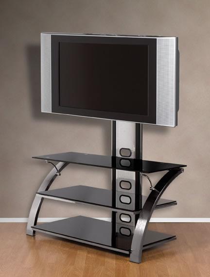 Z Line Designs Zl560 44mxivu Phantom Flat Panel Tv Stands With