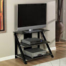 "Z-Line Designs ZL581-36SU - Cruise TV Stands for up to 44"" Flat Panel TVs. Z-Line-Designs-ZL581-36SU"