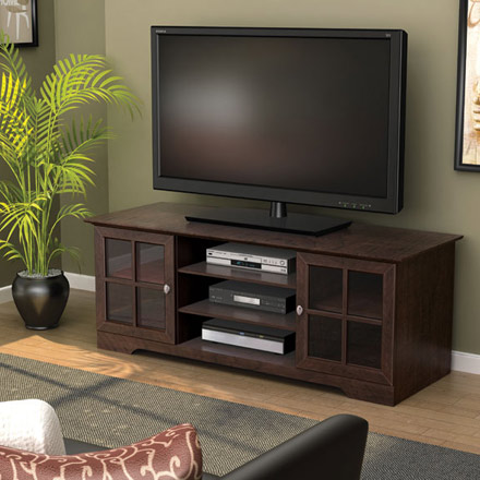 Z-Line Designs ZL6210-60SU - Dover TV Stand for up to 60