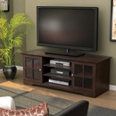 "Z-Line Designs ZL6210-60SU - Dover TV Stand for up to 60"" Flat Panel TVs. Z-Line-Designs-ZL6210-60SU"