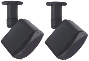 Universal Satellite Speaker Mount (Black)