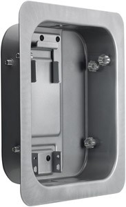 In-Wall Box for SASVM400 & SASLRF118 (Silver)