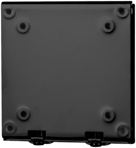 Low-Profile VESA® LCD Mount (Black)