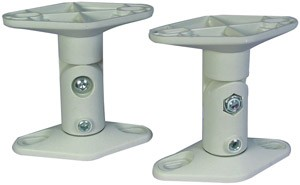 SoundGear Satellite Speaker Mounts (White)