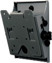 "10""–24"" Universal Tilt Wall Mounts (Black)"