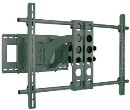 "Universal 50""-63"" Flat Panel Mount with Articulating Arm (Black)"