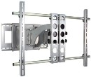 "Universal 50""–63"" Flat Panel Mount with Articulating Arm (Silver)"